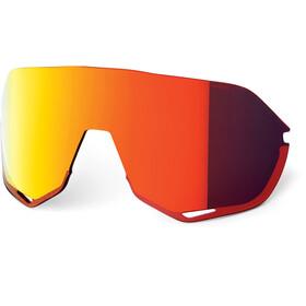 100% S2 Replacement Lens, oranje